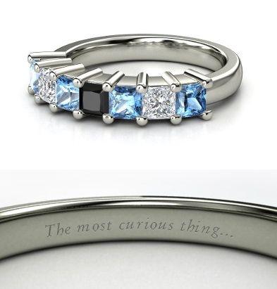 Wedding Ring Ideas Pinterest Wonderland Alice And In