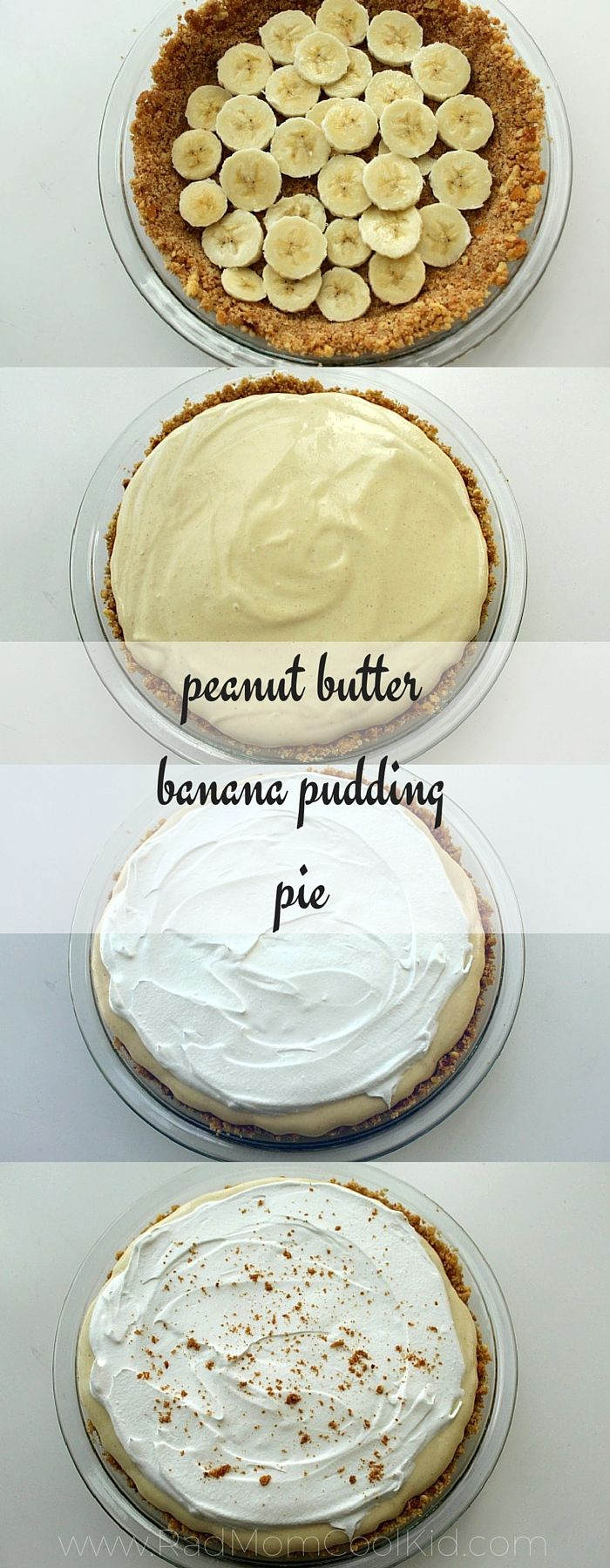 Easy banana pudding pie recipes