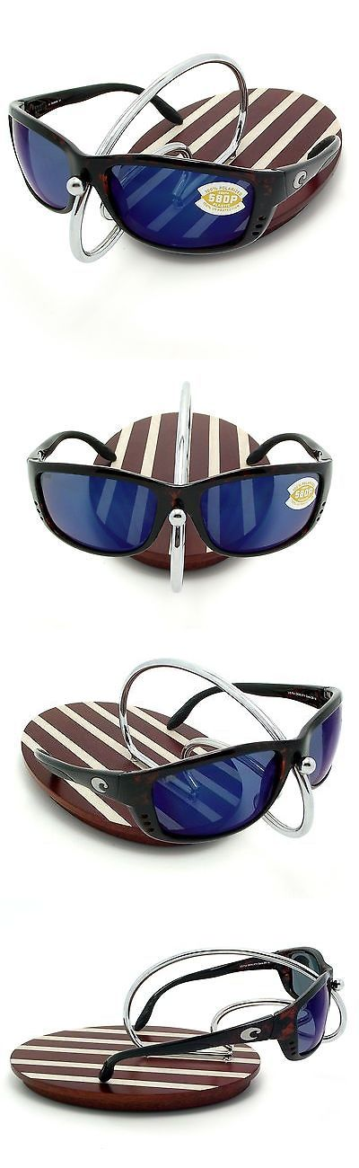 Sunglasses 151543: New Costa Del Mar Zane Tortoise 580 Blue Mirror Plastic 580P -> BUY IT NOW ONLY: $134.95 on eBay!
