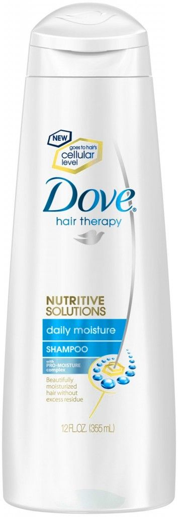 Dove shampoo and conditioner is my go to. I have been trying to find an organic shampoo and conditioner that I like, but if I'm going non-organic than Dove is my hair care of choice!