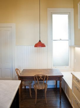 Liberty Hill Kitchen Remodel   San Francisco. Dining Nook With Built In  Benches.