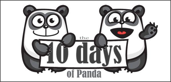 The 10 Days of Google Panda