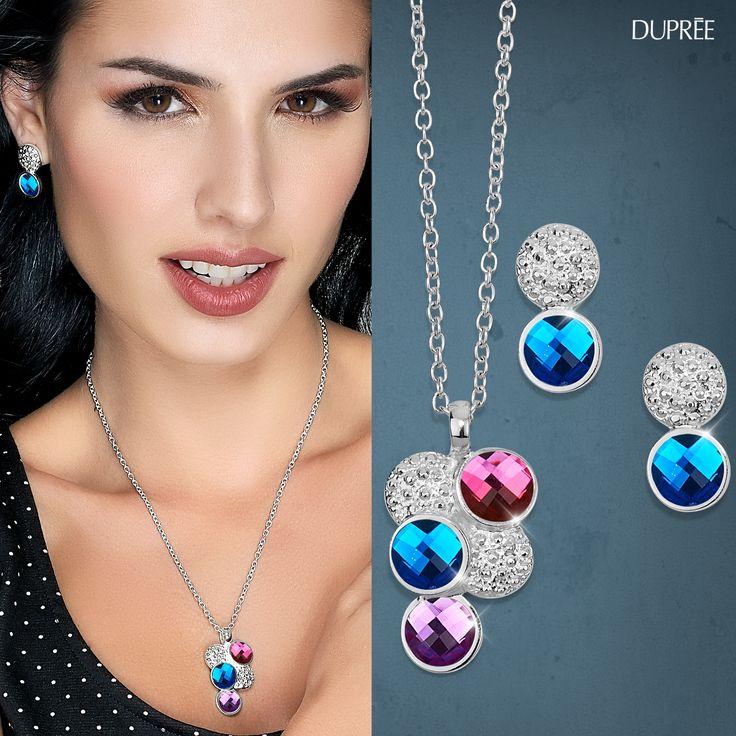 Estuches para brillar #collares #brillo #elegante #complemento Dupree Colombia