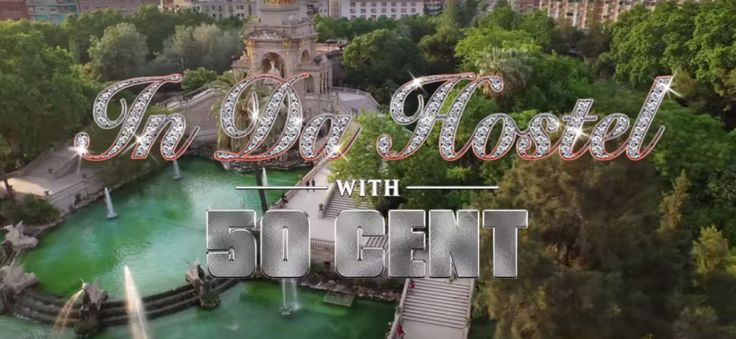 Bankrupt 50 Cent spoofs MTVs Cribs return to Snapchat with a tour of a budget hostel