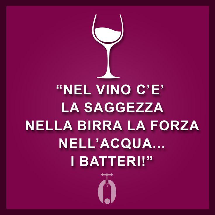 Aforisma vino, funny wine