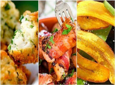 Chega de fritura cheia de óleo. Experimente receitas de frituras saudáveis e deliciosas na fritadeira elétrica!