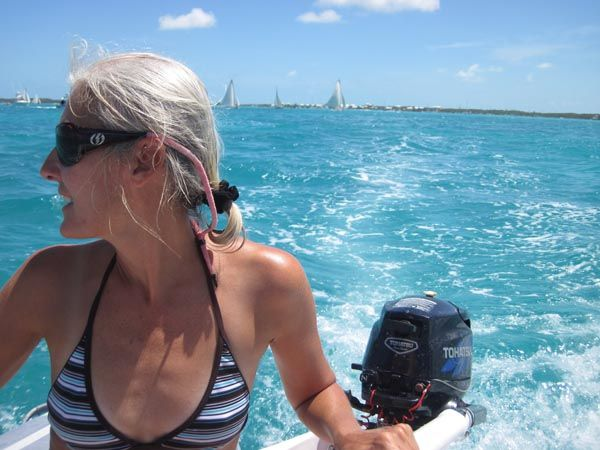 Tammy's been living on a sailboat for 4 years, so we consider her a bit of an expert when it comes to a packing list for a Caribbean bareboat charter.