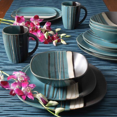 17 Best Ideas About Teal Dinnerware On Pinterest Pioneer