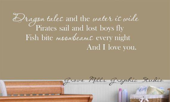 Godspeed Lyrics Wall Quote Godspeed Wall Decal Nursery