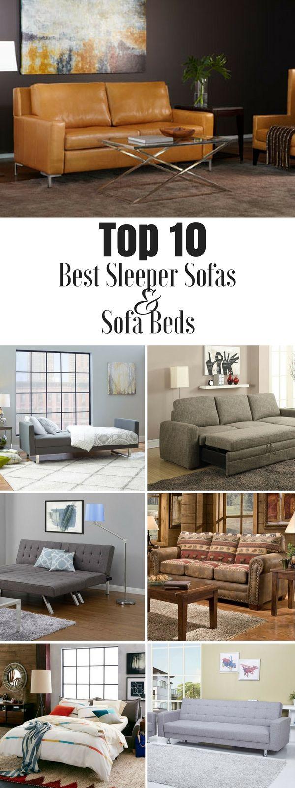Diplomat sleeper sofa fold down sleeper sofa blu dot in modern sleeper - Check Out The Top 10 Best Sleeper Sofas And Sofa Beds Istandarddesign