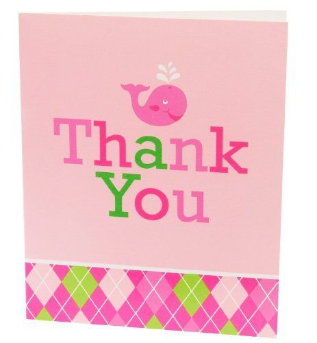 Baby Gift Thank You Card Packs : Best images about thank you tags on gift