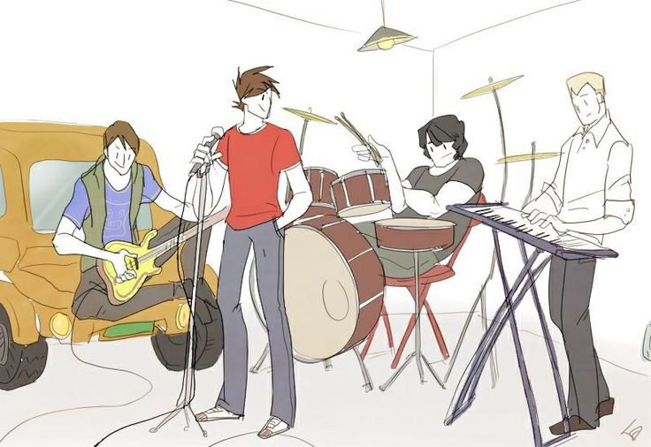 This needs to happen. Please, Lego! When their adventures are over, let then retire from ninja work and become a band!