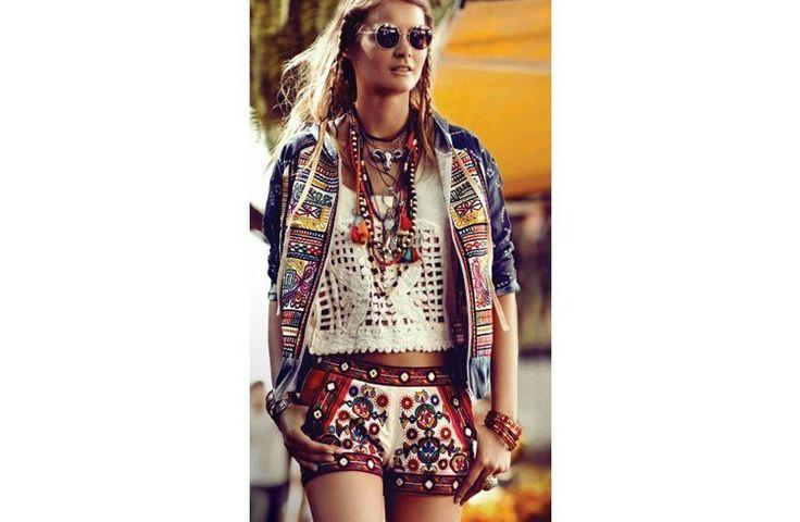 Gypsy Fashion style