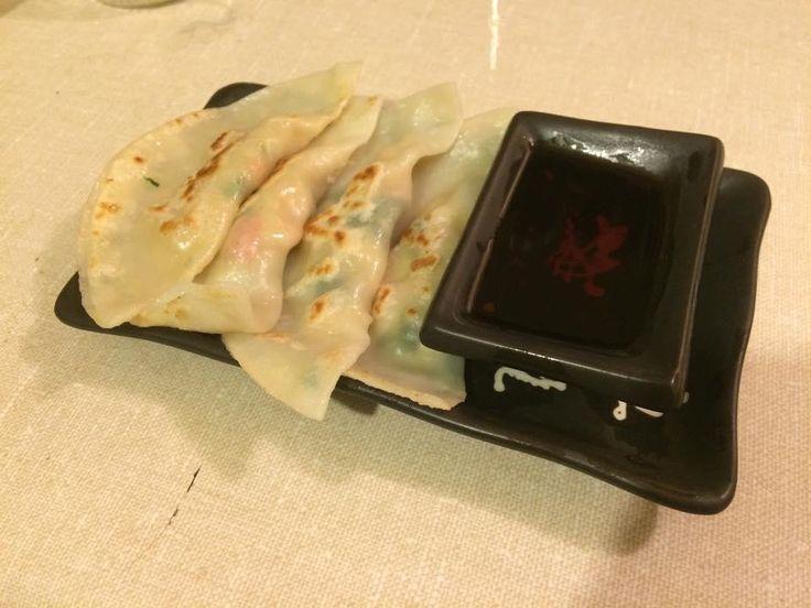 Dumpling aux crevettes nordiques