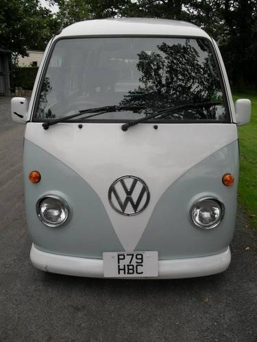 subaru sambar vw replica minivan for sale 1997 cars. Black Bedroom Furniture Sets. Home Design Ideas