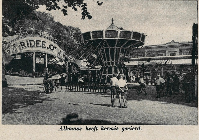 Alkmaar, kermis 1934   Flickr - Photo Sharing!