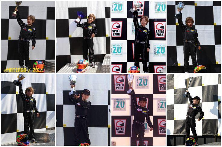 2014: 8 races = 8 podiums! Matia Curuia = Romanian National Karting Champion 2014 - Pufo CNKVC #Champion #Matia58 #podium #frk 2014 #matiacuruia #JMSPerformance #luxor #lke #pufo #strategic_resources