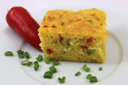 Mexikanisches Maisbrot - Mexican Cornbread, ein sehr schönes Rezept aus der Kategorie Snacks und kleine Gerichte. Bewertungen: 2. Durchschnitt: Ø 2,5.