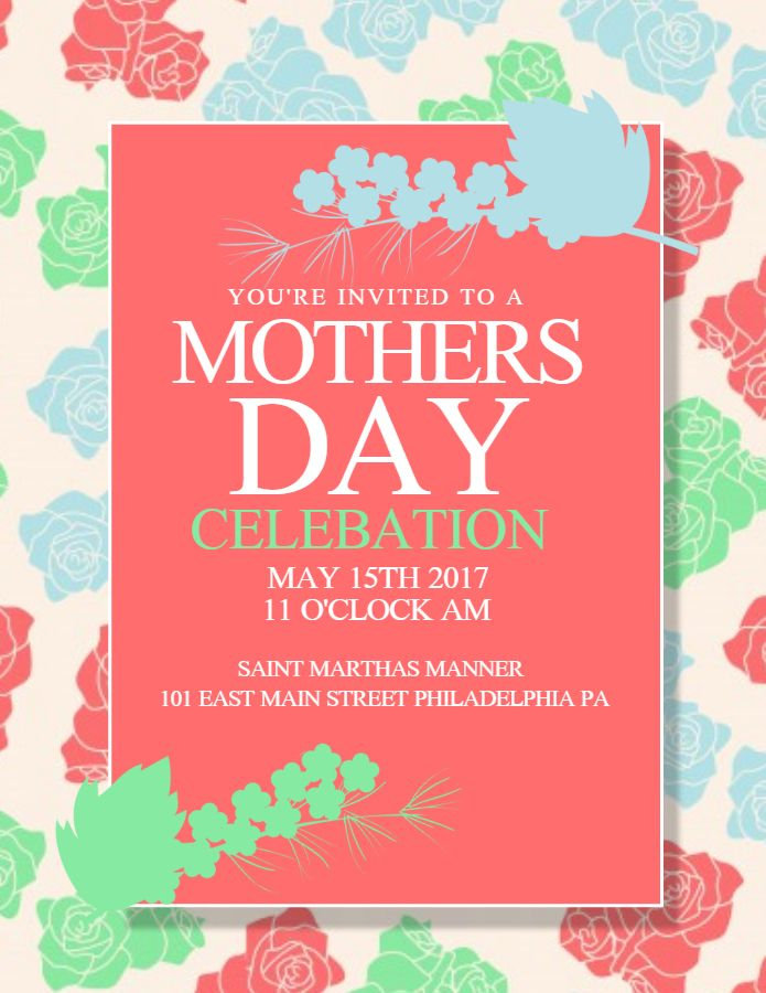 Best MotherS Day Themed Poster Design Images On