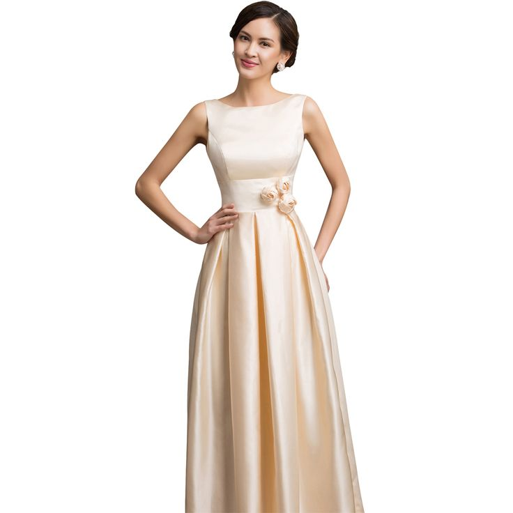 Grace-Elegant-Long-Evening-Dresses-Low-Back-Apricot-Satin-Evening-Gown-Sexy-Backless-Formal-Dresses-