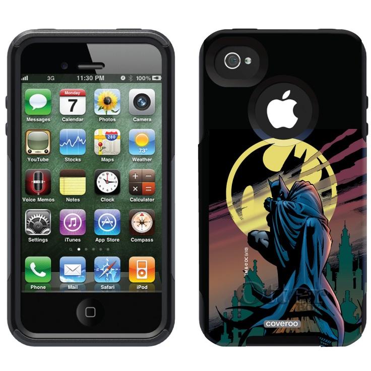 Decorative Otter Boxes 15 Best Batman Otterbox Iphone 44S Case Images On Pinterest  4S
