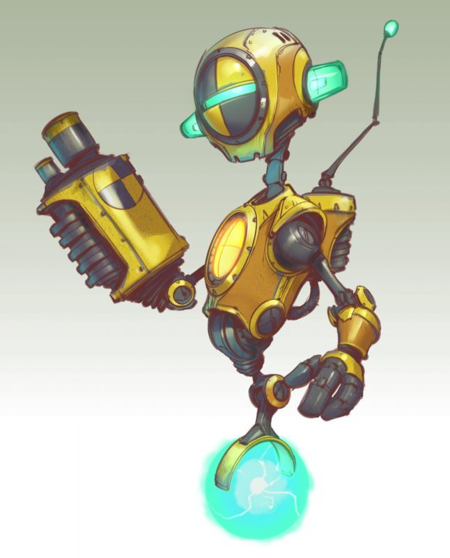 Gamasutra - Ratchet & Clank (2016) postmortem                                                                                                                                                                                 More