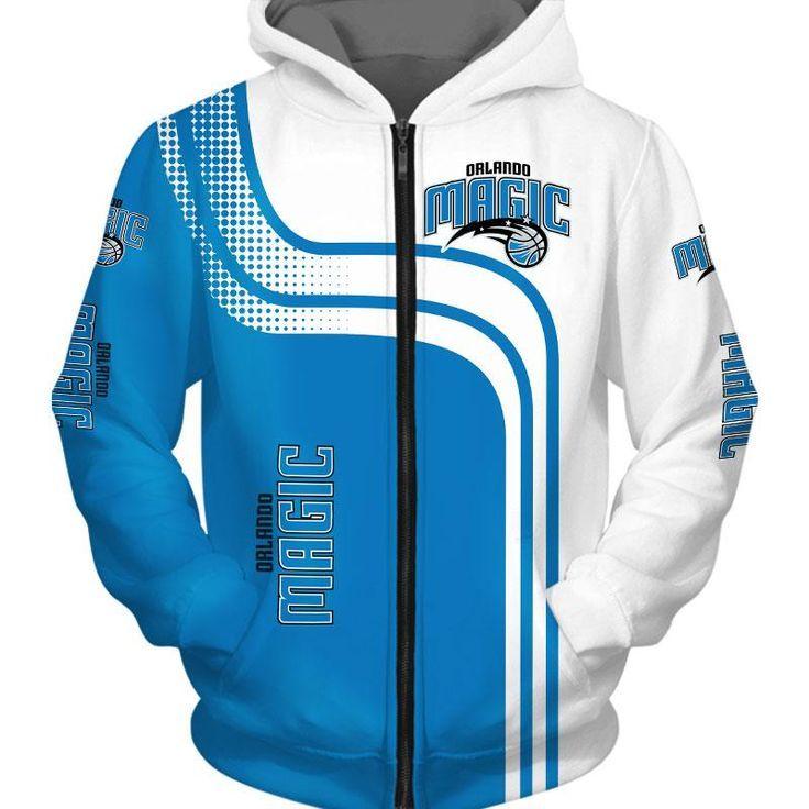 Neue 2019 Orlando Magic Hoodie 3D Günstige Basketball Sweatshirt NBA – Design …   – Basketball Pictures