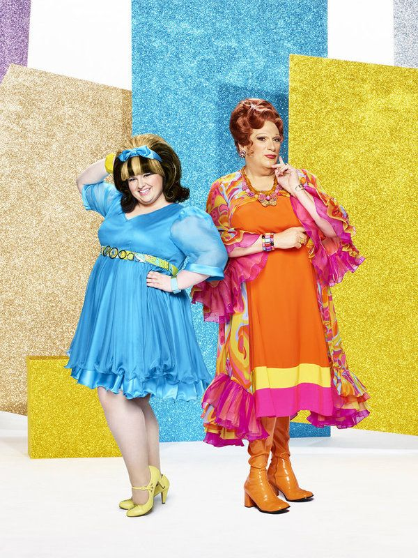 11 best hairspray live images on pinterest
