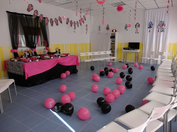 Monster High Party Ideas | PIK Party!   Monster High | Monster High  Birthday Party