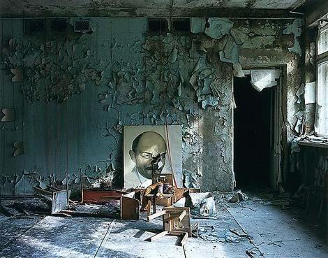 """Andrei Tarkovsky, Film still from """"The Stalker"""" on ArtStack #andrei-tarkovsky #art"""