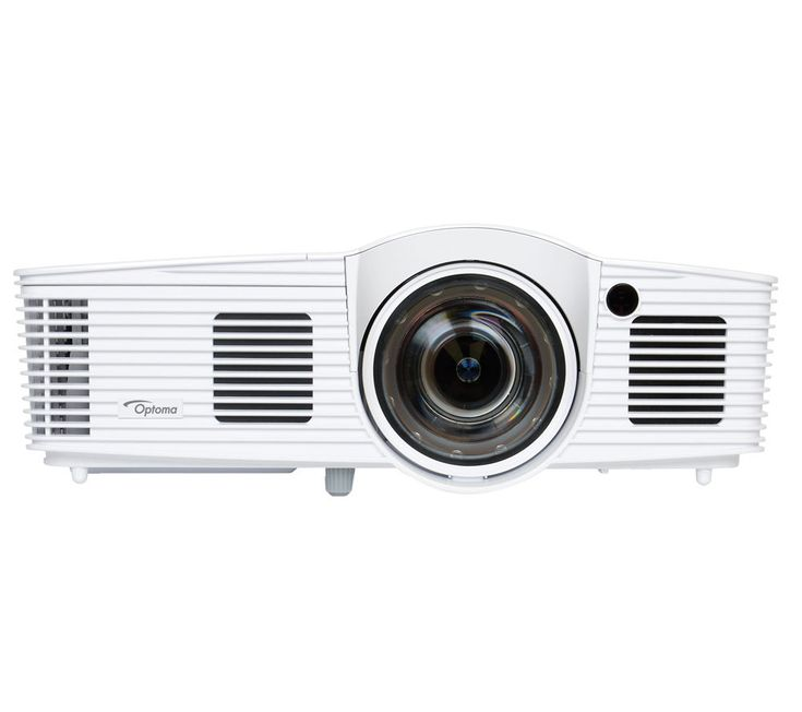 """OPTOMA  GT1080 Short Throw Gaming Projector Price: £ 649.99 Experience incredible HD projection at home with the Optoma GT1080 Full HD Short Throw Gaming Projector . 100"""" HD images Whether you're watching a 3D Blu-ray, gaming or making an important presentation, the Optoma GT1080 delivers the best of all your media in full 1080p HD. The short throw projector doesn't need a huge amount of..."""
