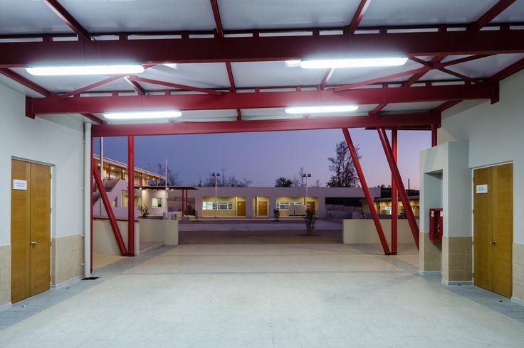 Escuela de Pencahue / Maule CHILE / PLAN Arquitectos / www.planarquitectos.cl