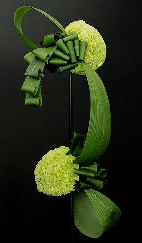 floral art exhibit   Flickr - Photo Sharing!