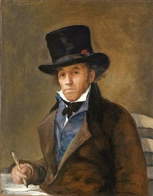 Asensio Julià (el Pescadoret), par Francisco de Goya