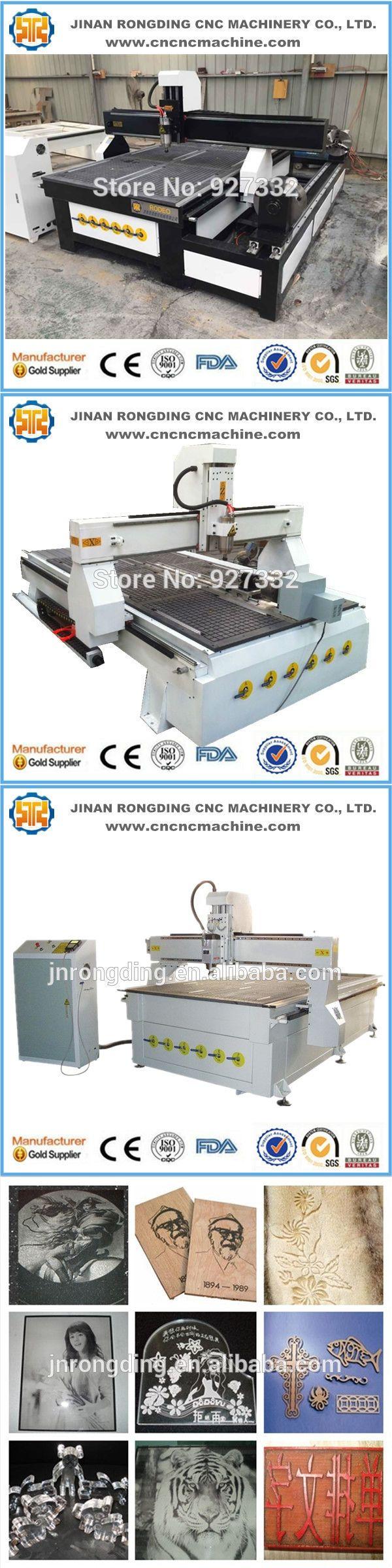 Easy control china cnc machine, wood cnc machine price, cnc wood machine