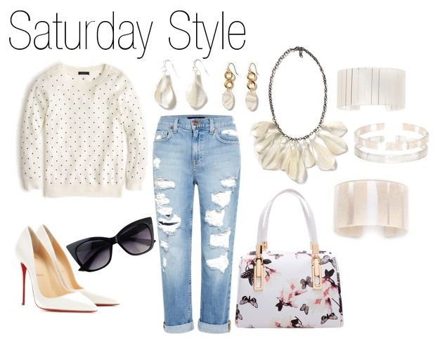 For #SaturdayStyle we have a softer look that speaks volumes! Don't forget to tag us! #CBA