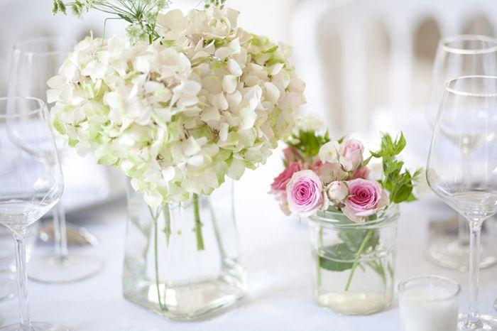 ... Hortensia Blancs sur Pinterest  Pièces Maitresses Dhortensia