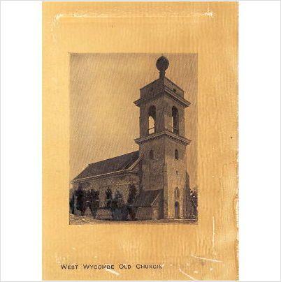 West Wycombe - Old Church ~ vintage postcard c.1910 on #eBid United Kingdom