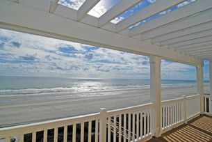 Seaclusion A | Luxury Oceanfront Beach House Rental | North Myrtle Beach, SC