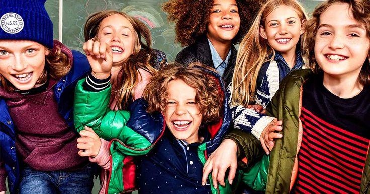 Back to school - Parhaat tärpit uusien kouluvaatteiden ostoon!