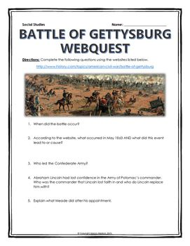 the history and importance of the battle of gettysburg during the civil war in america African american troops in the civil war the total number of african american soldiers who died during the civil war was around 37,000 civil war history.