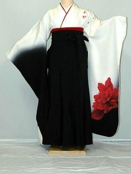 Rakuten: Graduation ceremony HF915 rental long-sleeved kimono, hakama (petticoat) campaign product- Shopping Japanese products from Japan