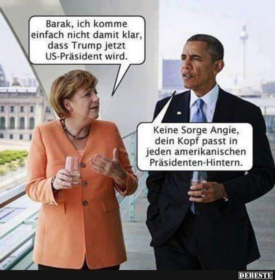 Barak, ich komme einfach nicht damit klar.. | Lustige Bilder, Sprüche, Witze, echt lustig