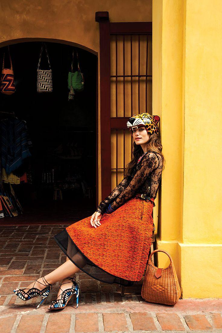 Bella, heroica y literaria... Cartagena de Indias es un símbolo de la nueva Colombia, un lugar mágico a orillas del Caribe. Descubre las maravillas de este #hotspot de cultura, gastronomía y moda en nuestra edición de #diciembre. | @tigrees @valeriemattos