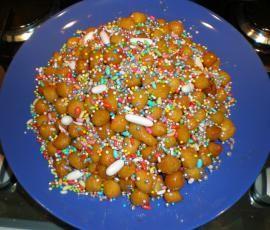 Ricetta Struffoli di Natale Bimby