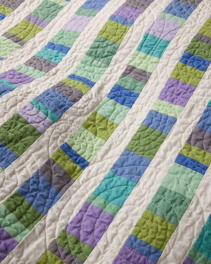 528 Best Images About Strip Quilts On Pinterest Quilt