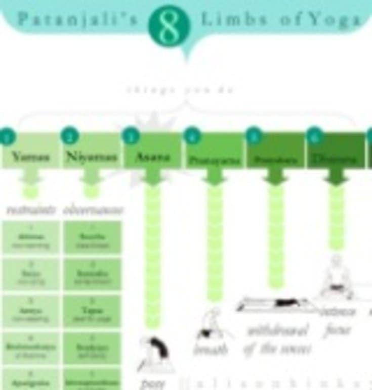 8 Limbs Of Yoga Chart Yoga Chart 8 Limbs Of Yoga Limbs Of Yoga