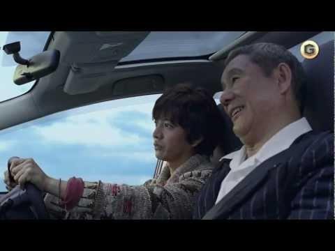 Takeshi Kitano TOYOTA CM