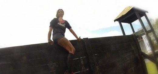 Warrior Run in Brighton - 7k of mud and eternal glory.. Amazing. #immortals