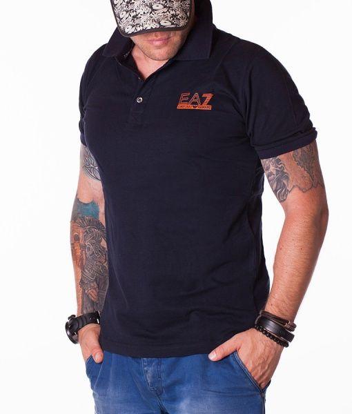 Armani Tricouri Polo - EA7 Classic tricou polo negru